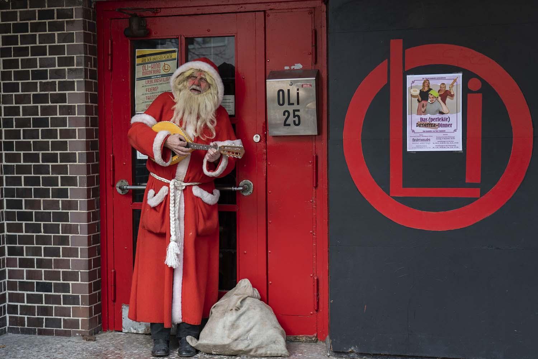 Weihnachtsmann von Magdeburg-Stadtfeld