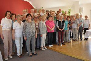 Ortsgruppe 215 der Volkssolidarität Magdeburg