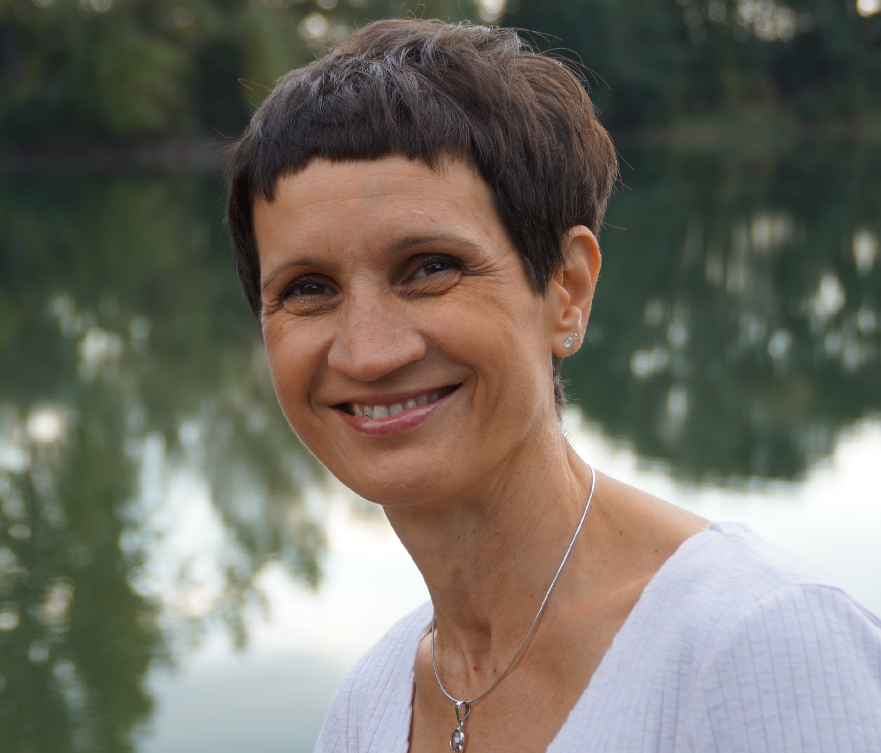 Ernährungsberaterin Coretta Banoth aus Magdeburg