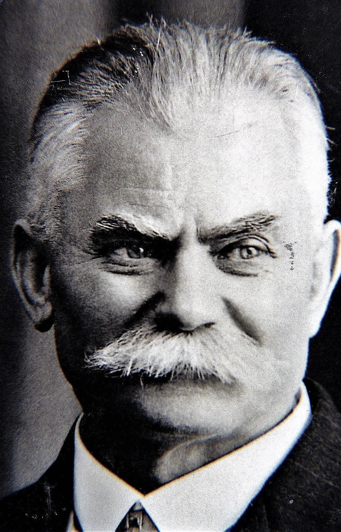 Hermann Beims, ehemalige Oberbürgermeister von Magdeburg